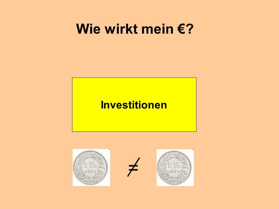 © Dr. Kai Romhardt www.romhardt.com www.achtsame-wirtschaft.de Investitionen Wie wirkt mein ? =