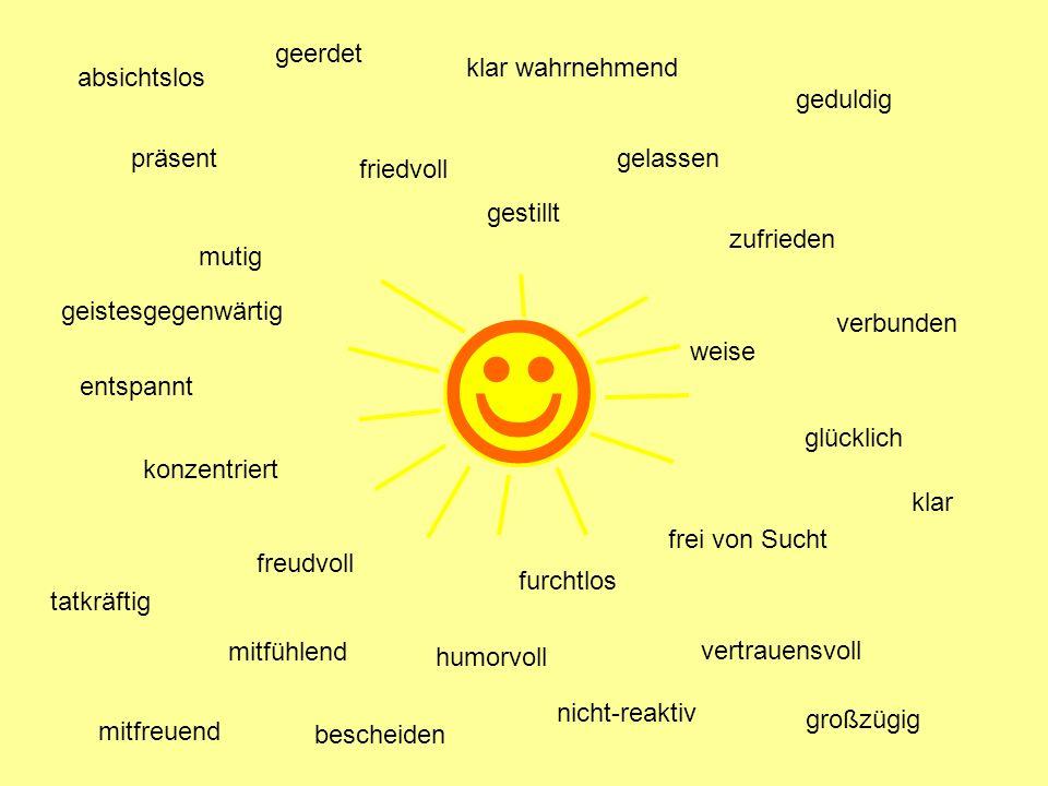 © Dr. Kai Romhardt www.romhardt.com www.achtsame-wirtschaft.de entspannt konzentriert tatkräftig freudvoll mitfühlend furchtlos humorvoll klar weise g