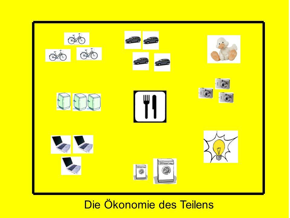 © Dr. Kai Romhardt www.romhardt.com www.achtsame-wirtschaft.de Die Ökonomie des Teilens