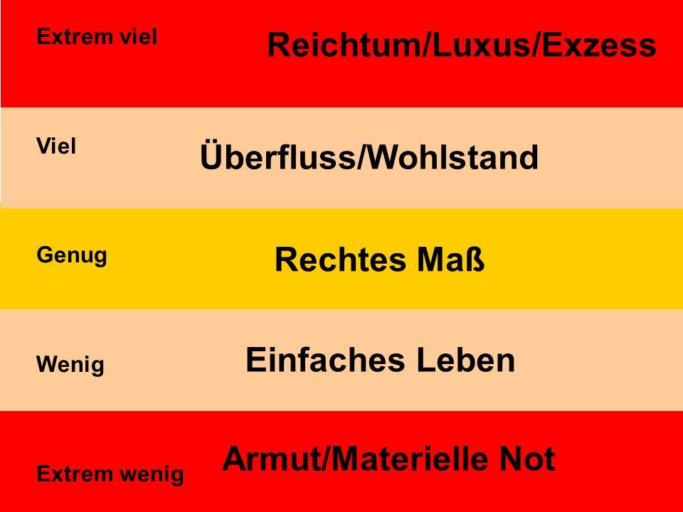 © Dr. Kai Romhardt www.romhardt.com www.achtsame-wirtschaft.de Extrem viel Viel Genug Wenig Extrem wenig Rechtes Maß Armut/Materielle Not Reichtum/Lux