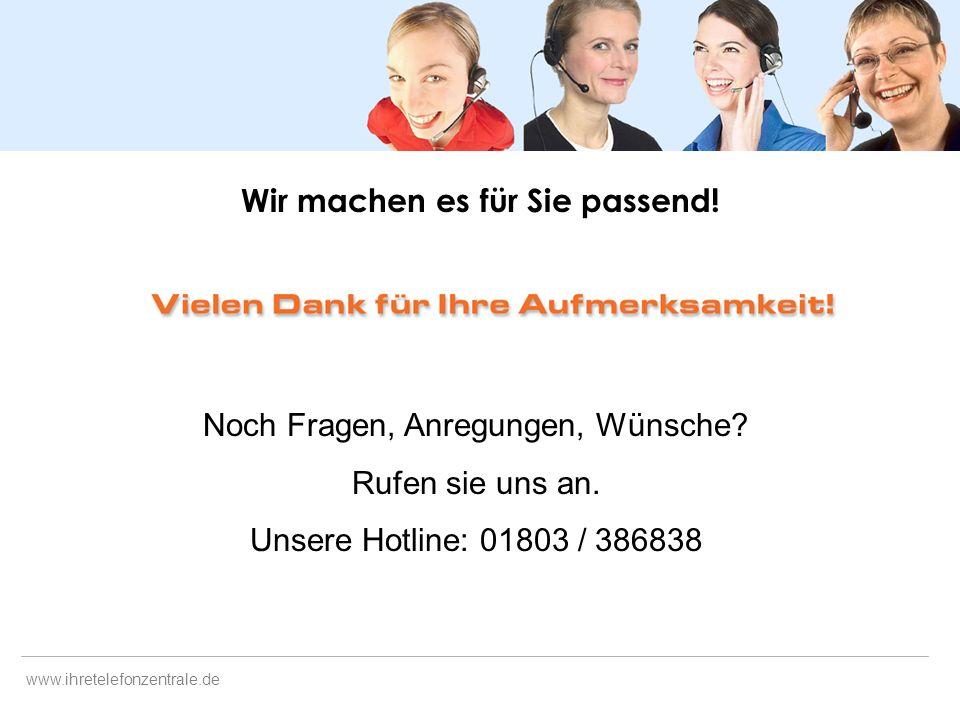 www.ihretelefonzentrale.de IhreTelefonzentrale.de Inh. Gerd Bornwasser Am Bahndamm 9 63674 Altenstadt-Lindheim Telefon: 06047 / 800779 Fax: 01805 / 23