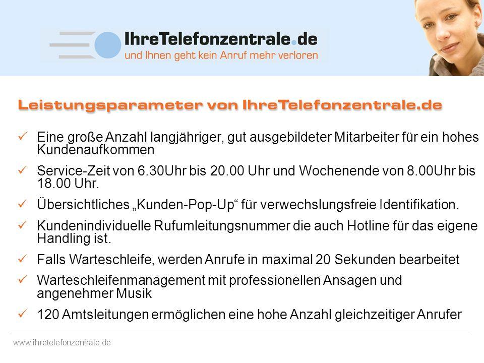 Datenmaske des Call Centers bei Anruf eines Kunden von Bornwasser.net Kundeninformationen Begrüßung Kundenhandling Anruferdaten