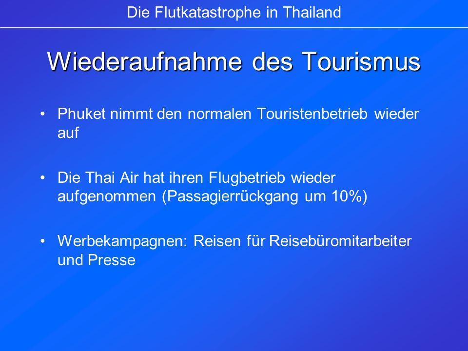 Wiederaufnahme des Tourismus Phuket nimmt den normalen Touristenbetrieb wieder auf Die Thai Air hat ihren Flugbetrieb wieder aufgenommen (Passagierrüc