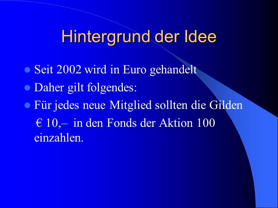 Der zweite Fall Herbert Simanek, Gründungsmitglied, aus der Gilde Berndorf Schlaganfall im Urlaub 2.500,– für Rückflugkosten – ca.