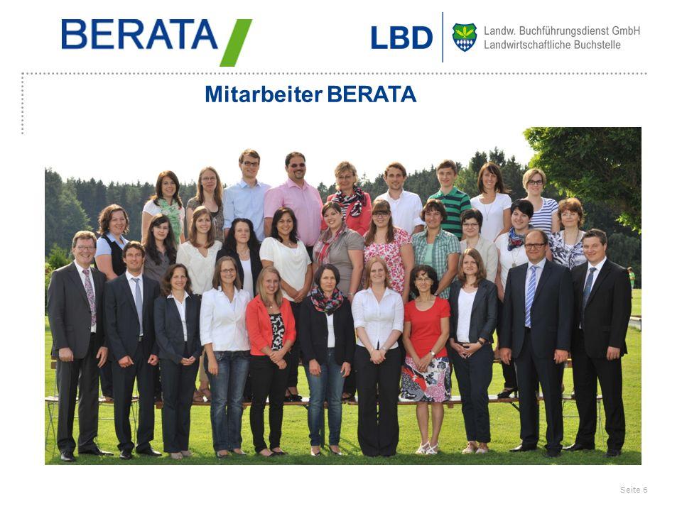 © BERATA-GmbH Steuerberatungsgesellschaft, Dipl.Ing.agr.