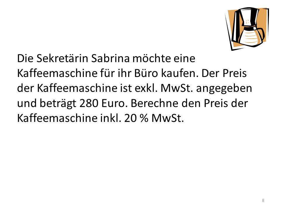 Das Autohaus Minibus gewährt seiner Kundschaft einen Skonto von 3 %. Wie viel muss man dann zahlen, wenn man den Rabatt in Anspruch nimmt und der ursp