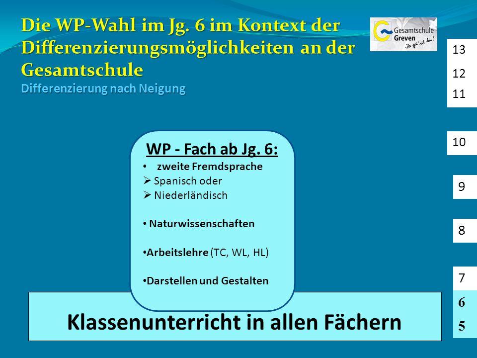 WP-Fach Naturwissenschaften Integrativer WP-Unterricht Integrativer WP-Unterricht Thema: Salz – das weiße Gold Biologie: Wie wirkt Salz auf Pflanzen.