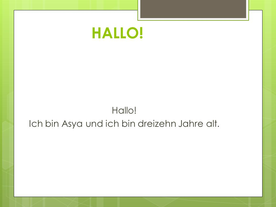 MEINE AUSTAUSCHERFAHRUNG Ich möchte über meinen Austausch in Göttingen sprechen.