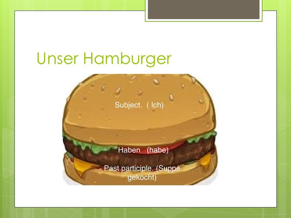 Unser Hamburger