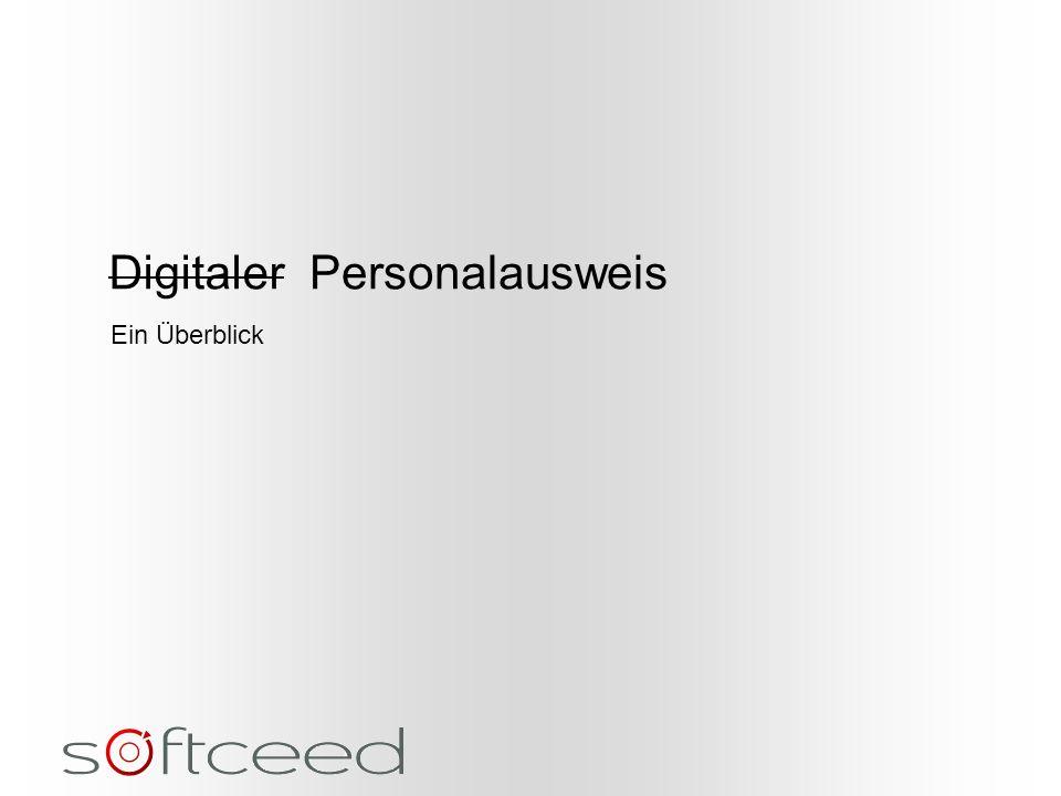 Digitaler Ein Überblick Personalausweis