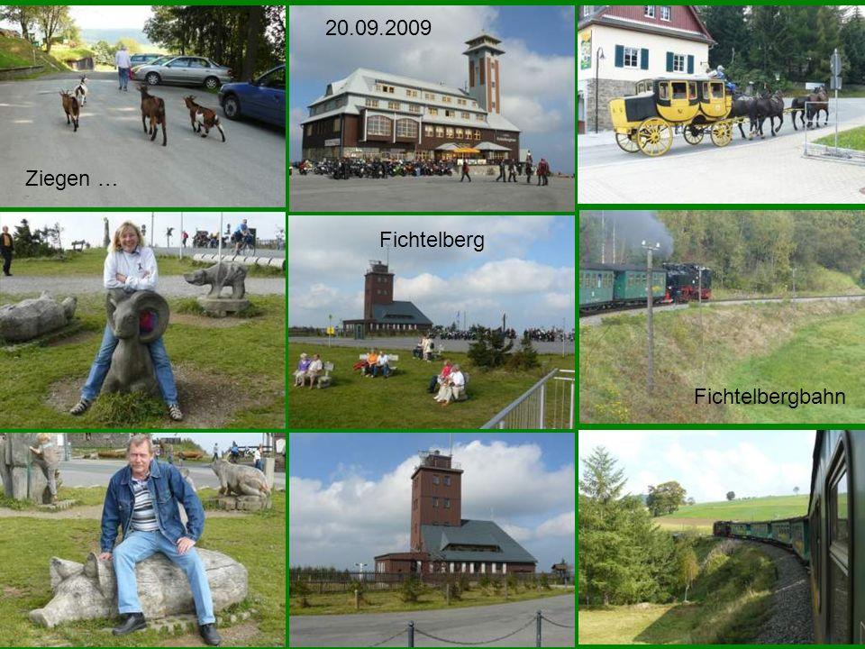 Ganz schön eng im Berg … 21.09.2009
