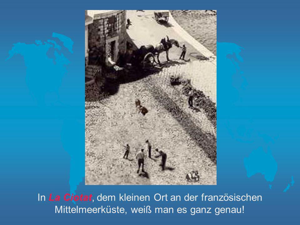 Dann kam die große Reisewelle Die Deutschen hatten wieder Geld und Lust zum Reisen.