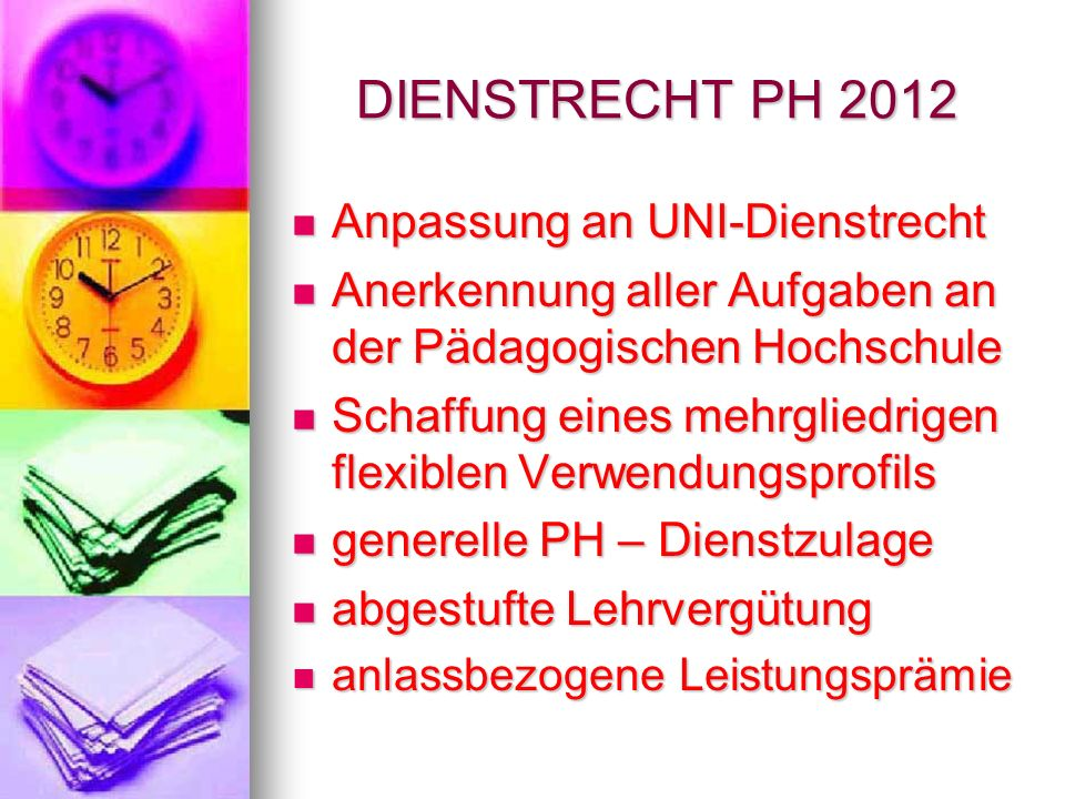 Änderung des Beamten-Dienstrechtsgesetzes Lehrpersonen an Pädagogischen Hochschulen eingegliederten Praxisschulen § 224a.