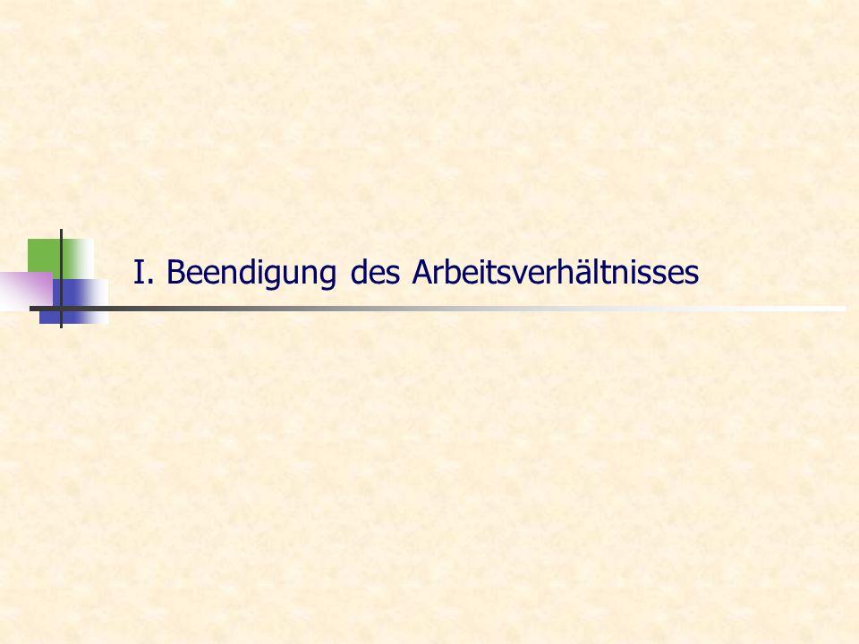 Stand: Februar 2010 Rechtsanwälte Salfeld & Kollegen6 I.
