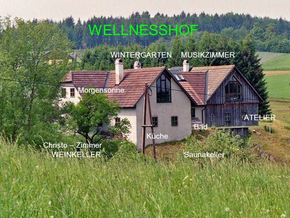 WELLNESSHOF S C H L O S S R O S E N A U www.urlaub-anbieter.com/wellnesshof.htm rprinz@cheuvreux.com 0043 (0)664 525 43 95