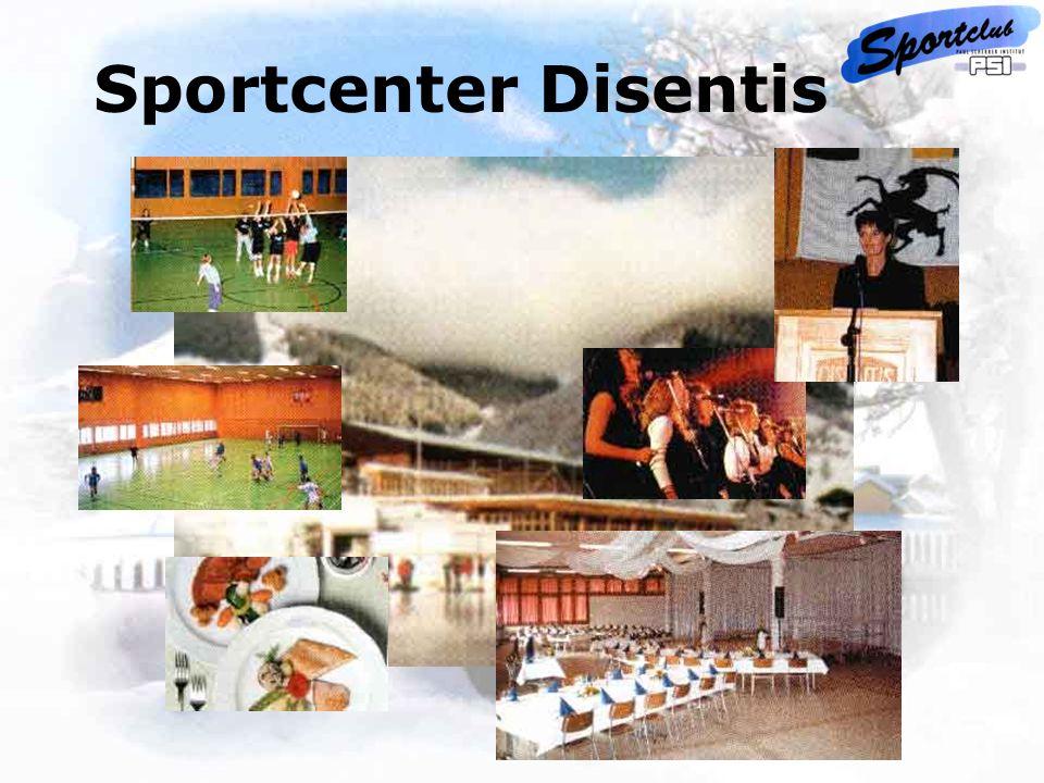 Sportcenter Disentis