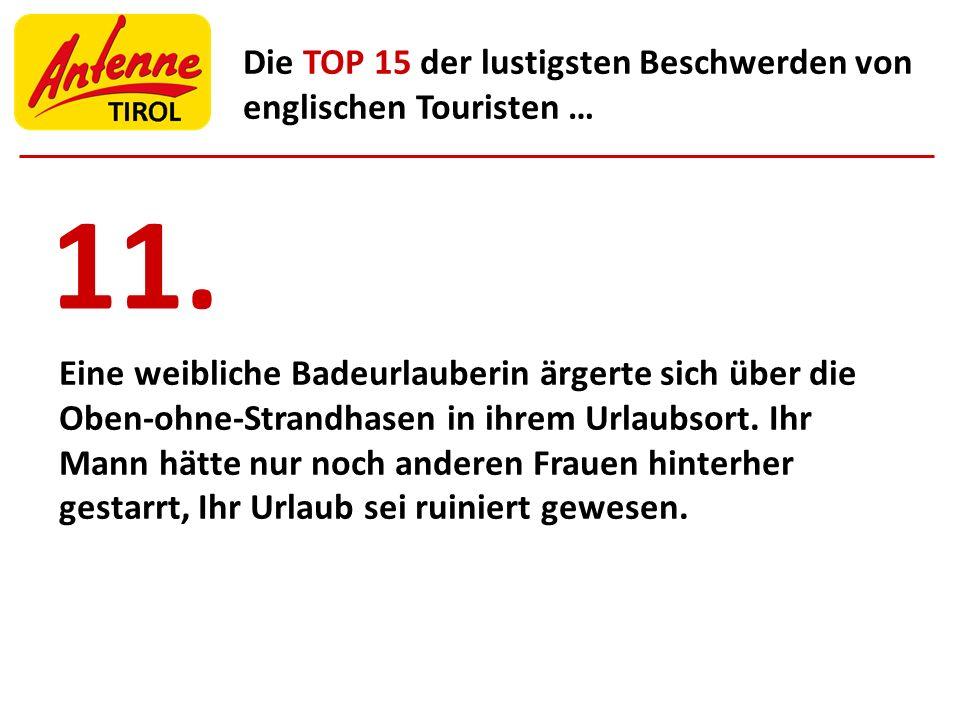 Die TOP 15 der lustigsten Beschwerden von englischen Touristen … Der Strand sah ganz anders aus als im Katalog.