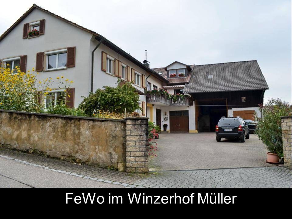 FeWo im Winzerhof Müller