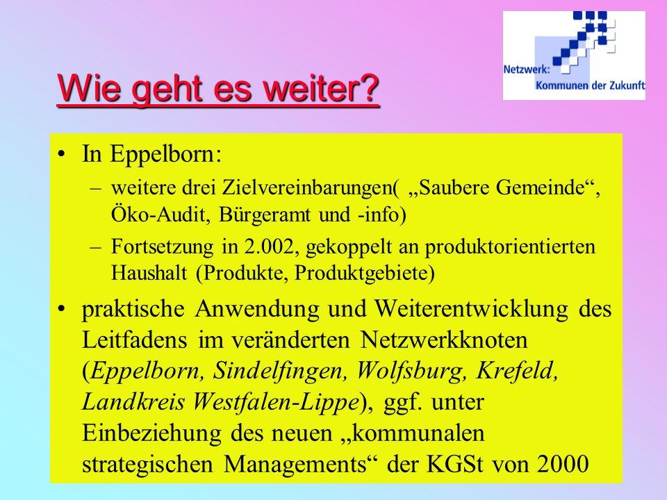 Evaluation extern Bewertung durch Forschungsprojekt der Hans-Böckler-Stiftung i.Z.m. Verwaltungshochschule Speyer: Operationalisierung und Akzeptanz:O