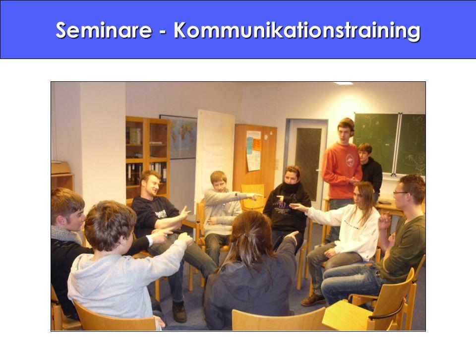 Seminare - Kommunikationstraining