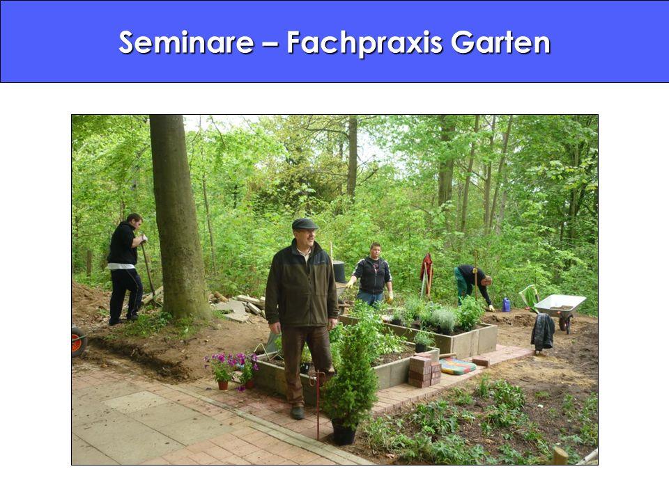 Seminare – Fachpraxis Garten
