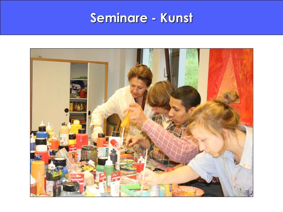 Seminare - Kunst