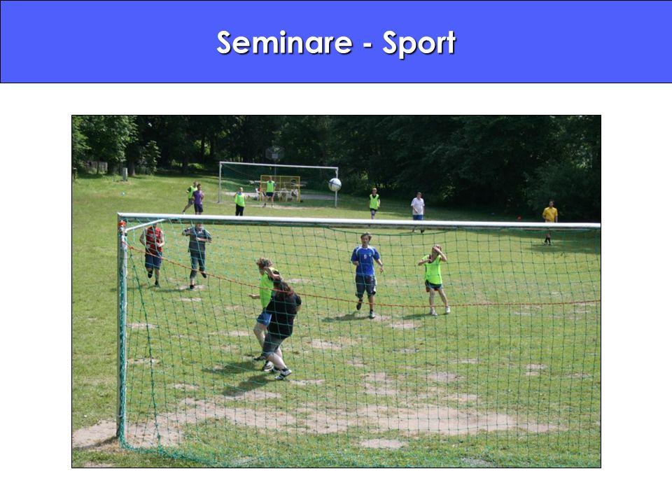 Seminare - Sport
