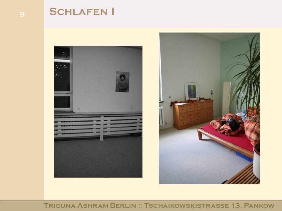 Haus am Schloss Niederschönhausen 9 Schlafen I Triguna Ashram Berlin :: Tschaikowskistraße 13, Pankow