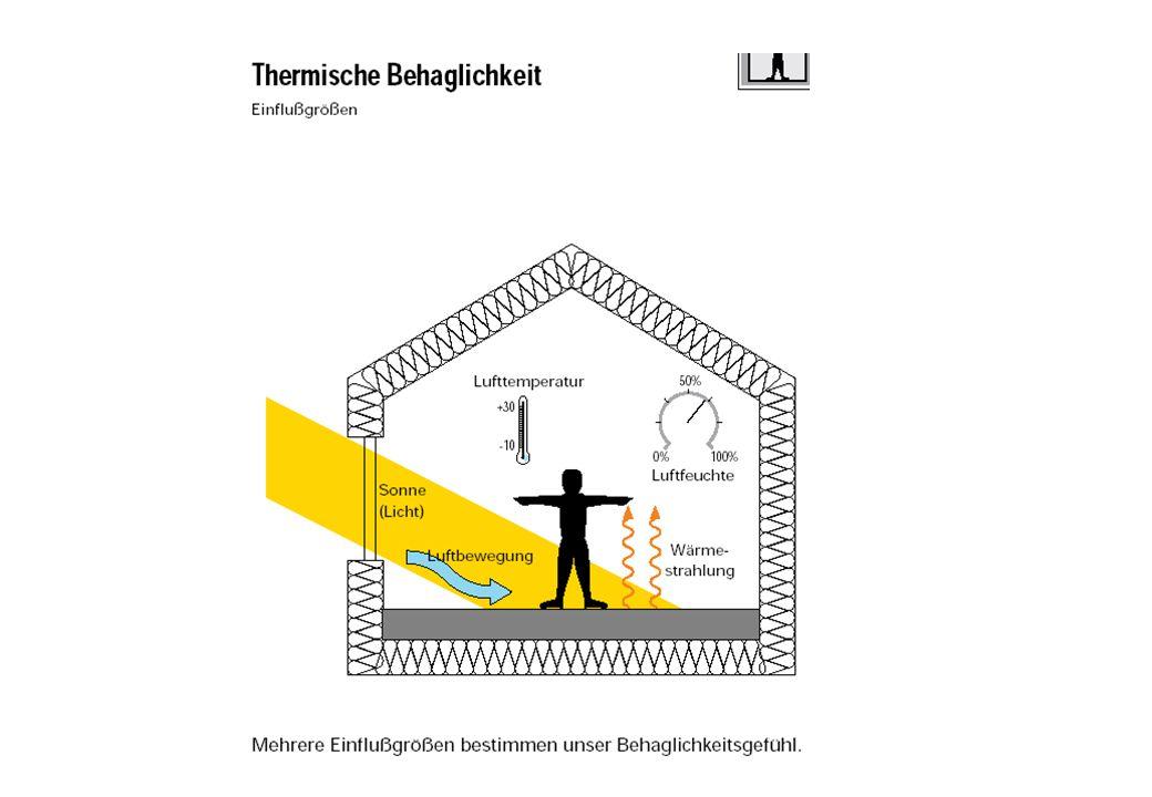 Materialspezifische Wärmebrücke oder stoffliche Wärmebrücke Die Wärmeleitfähigkeit ist bereichsweise höher An der Berührungsfläche bilden die Adiabaten einen in das besser leitende Material einführenden Bogen.