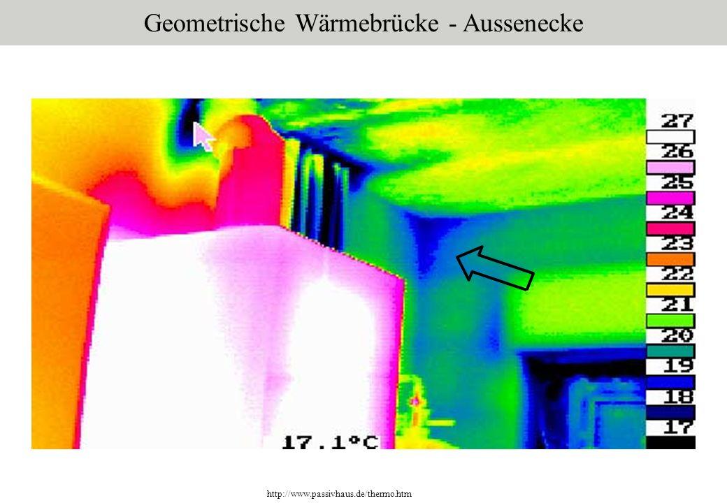 http://www.passivhaus.de/thermo.htm Geometrische Wärmebrücke - Aussenecke