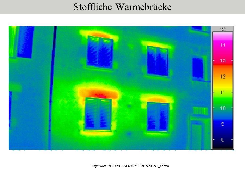 http://www.uni-kl.de/FB-ARUBI/AG-Heinrich/index_de.htm Stoffliche Wärmebrücke