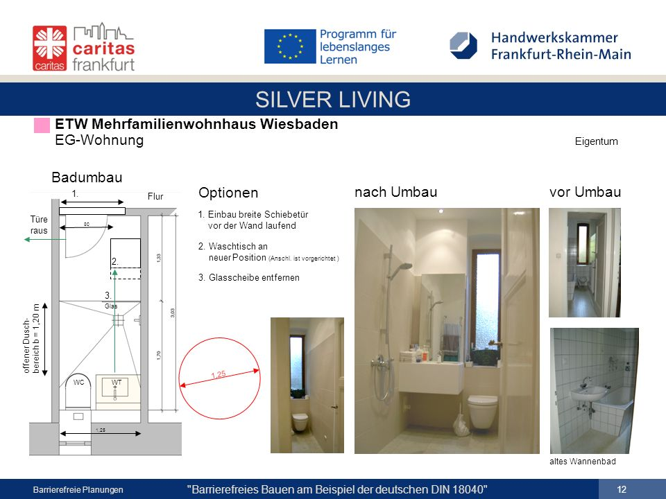 SILVER LIVING 12