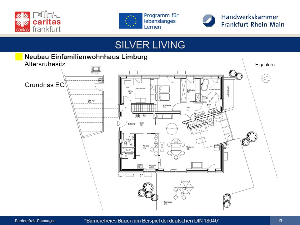 SILVER LIVING 13