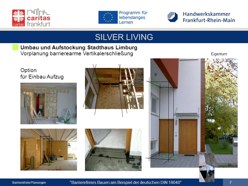 SILVER LIVING 7