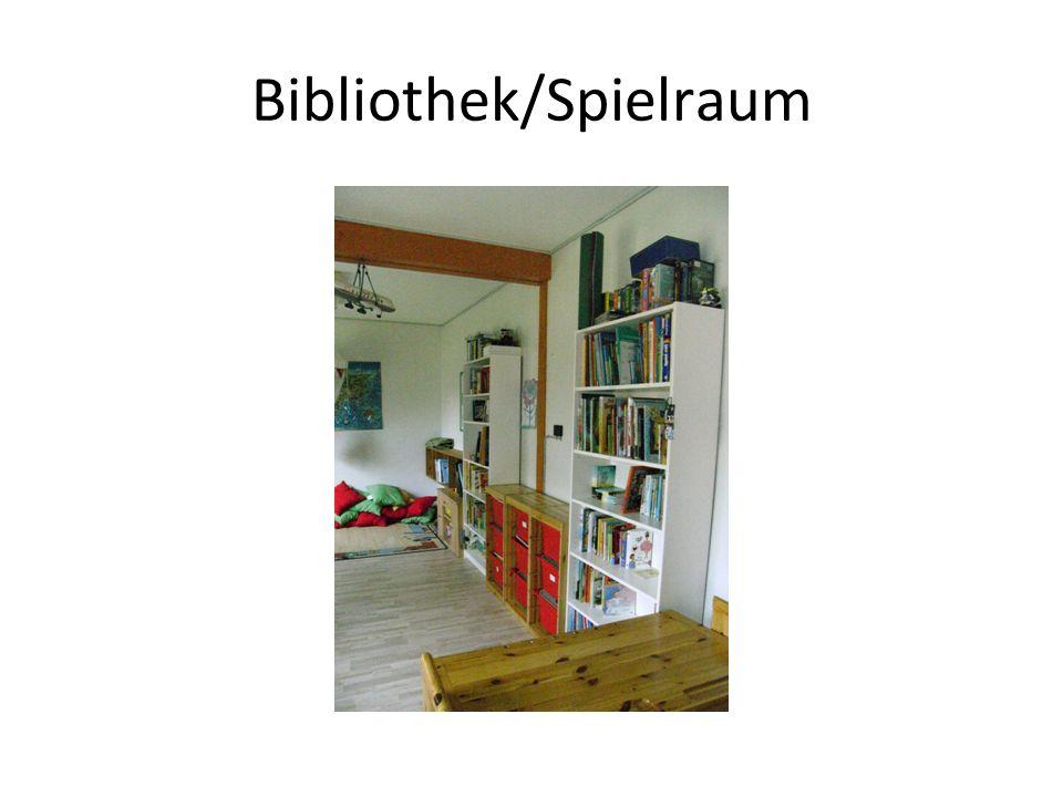 Bibliothek/Spielraum