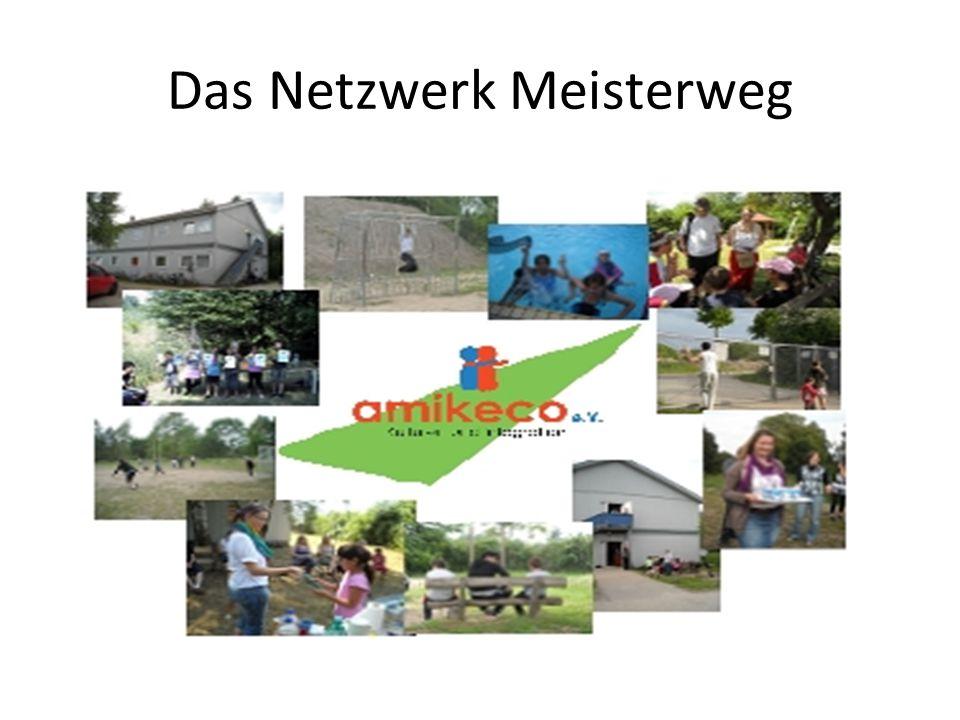 Das Netzwerk Meisterweg