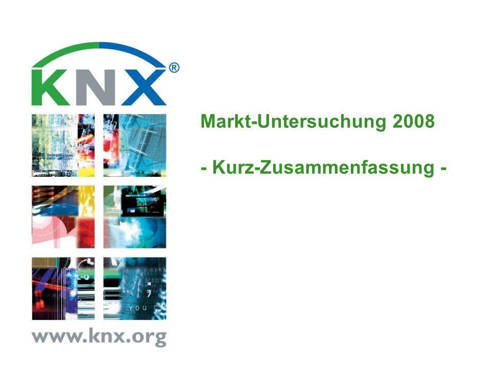 Markt-Untersuchung 2008 - Kurz-Zusammenfassung -
