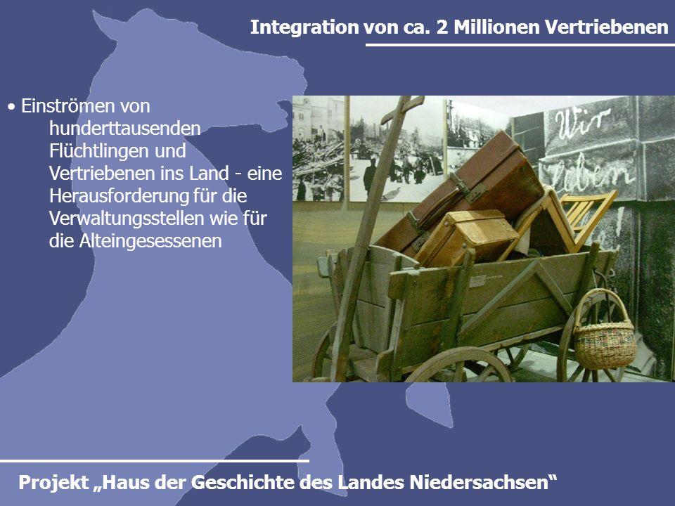 Projekt Haus der Geschichte des Landes Niedersachsen Die 68er und die ökologische Bewegung Auch in Niedersachsen gab es die 68er-Bewegung.