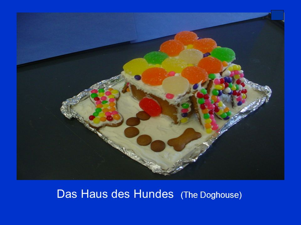 Das Haus des Hundes (The Doghouse)