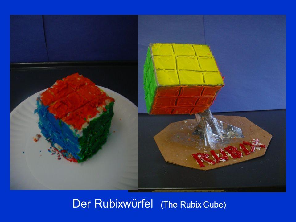 Der Rubixwϋrfel (The Rubix Cube)