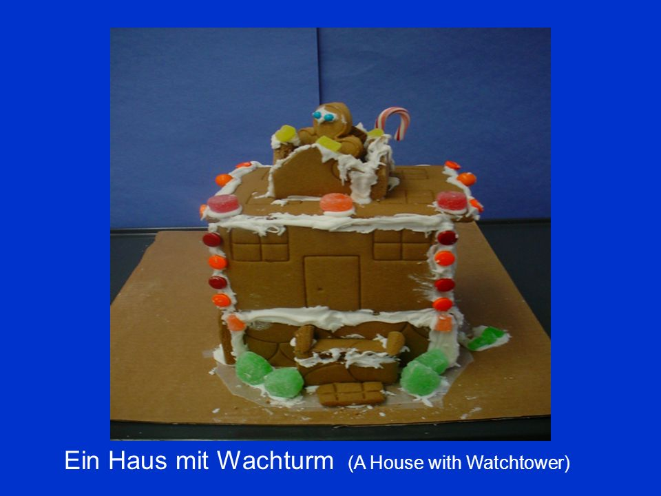 Ein Haus mit Wachturm (A House with Watchtower)