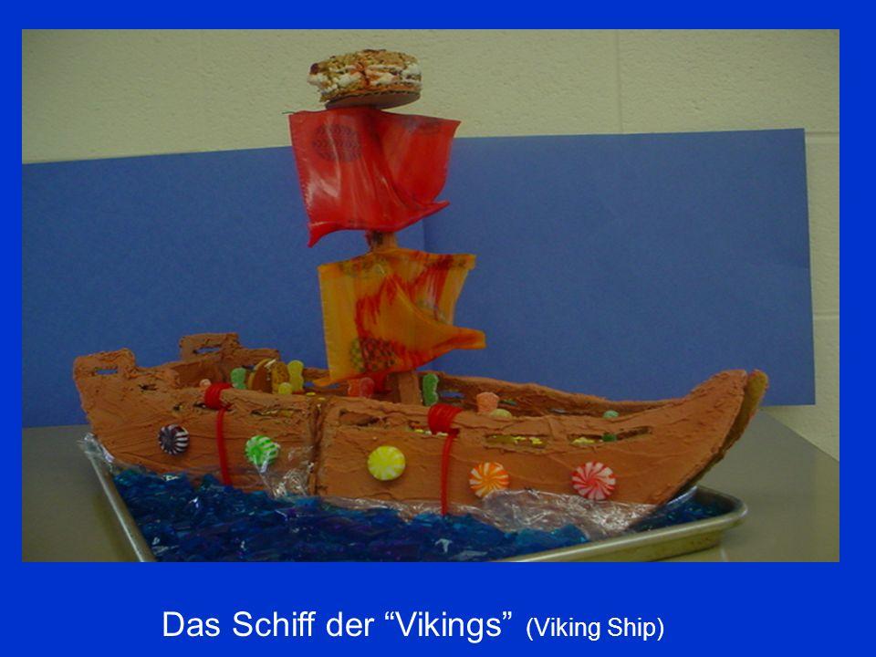 Das Schiff der Vikings (Viking Ship)