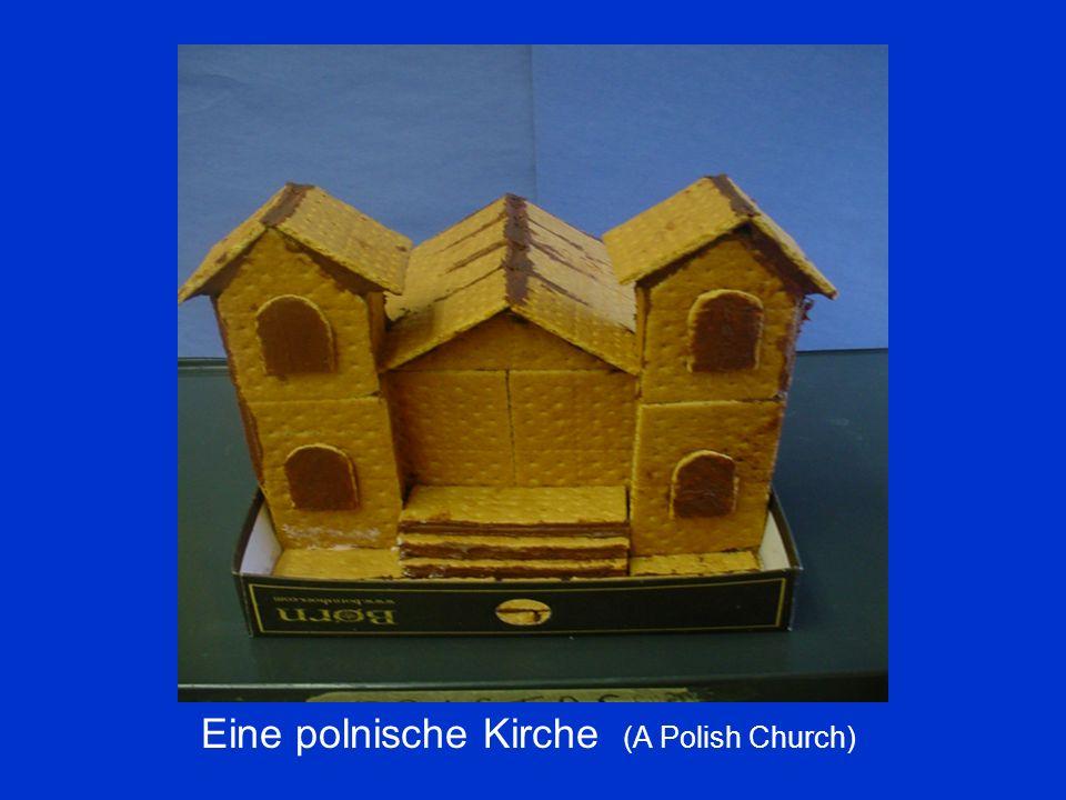 Eine polnische Kirche (A Polish Church)