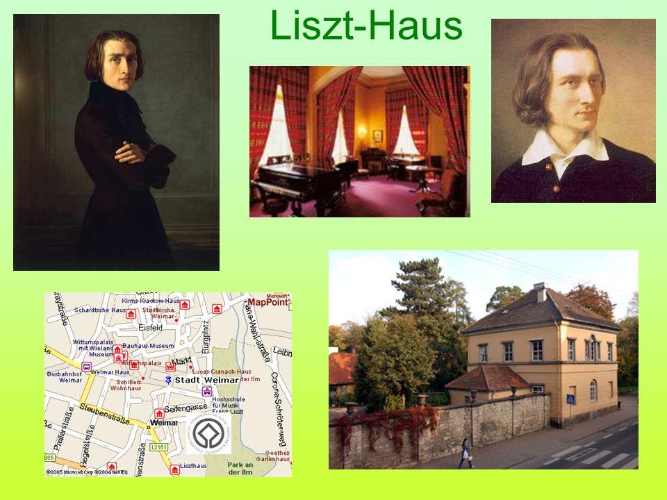 Liszt-Haus