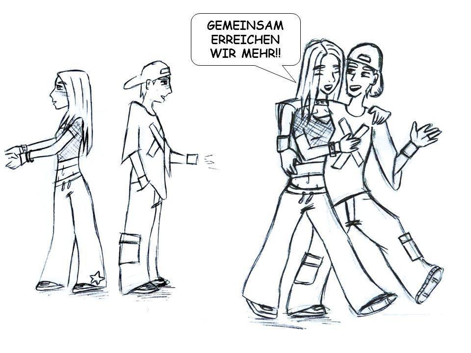 GEMEINSAM ERREICHEN WIR MEHR!!
