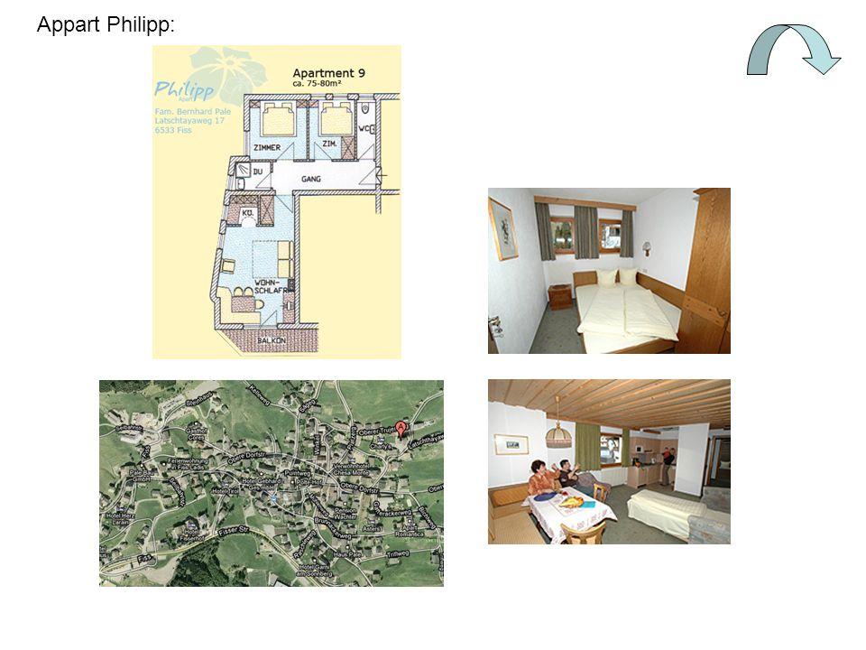 Appart Philipp: