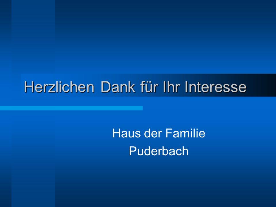Ressourcen des Hauses Gemeindehaus der Ev. Kirchengemeinde Puderbach Ehrenamtliche der Gemeinde Hauptamtlich Mitarbeitende Hauptamtliche Mitarbeitende
