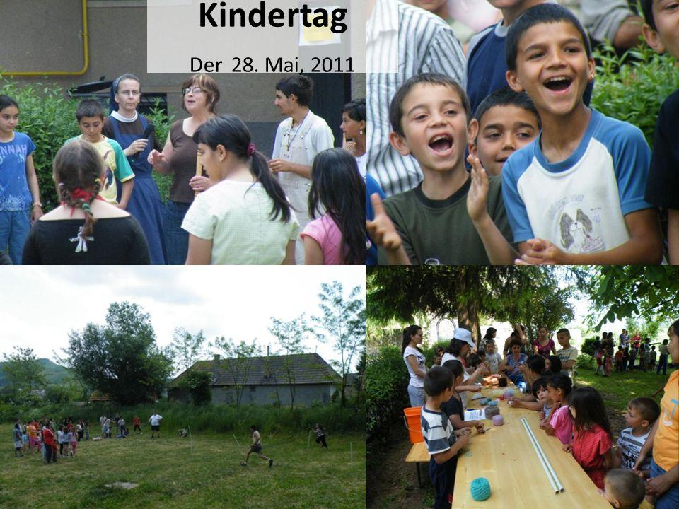 Kindertag Der 28. Mai, 2011