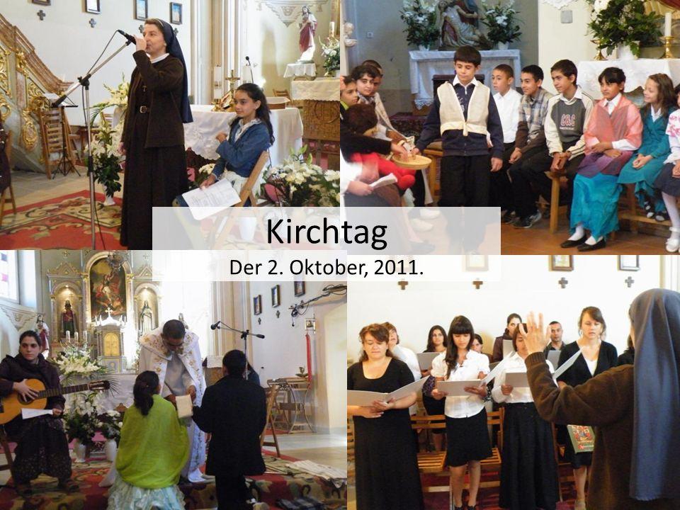 Kirchtag Der 2. Oktober, 2011.