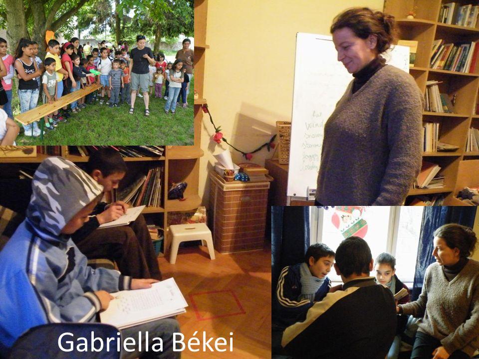 Gabriella Békei